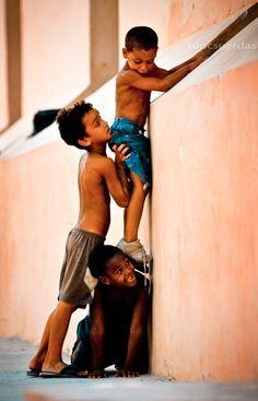 Faces of Cuba: Cuban children