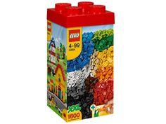 LEGO 10664 XXL Steinebox 1600 Steine: Amazon.de: Spielzeug