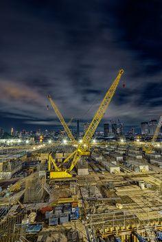 Under construction 'Neo Tokyo'