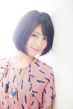 Japanese Eyes, Japanese Beauty, Asian Beauty, Asian Short Hair, Girl Short Hair, Beautiful Japanese Girl, Beautiful Asian Women, Prity Girl, Corte Bob