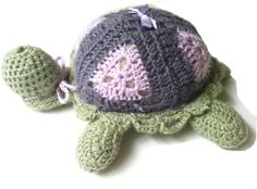 DIY  Granny Turtle