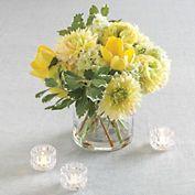 Golden Glow Bouquet Bouquets, gorgeous flower arrangements, beautiful floral centerpieces for home decor Glums