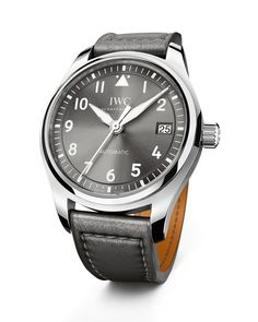 SIHH 2016: IWC Pilot Automatic 36 Ref. 3240 Watch