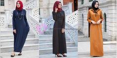 Genç tesettürlü bayanların en beğendiği ve en çok tercih ettiği elbise tasarımlarını sayfamızda bulabilirsiniz.