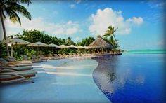 Beautiful LUX* Resort in the Maldives is fabulously child friendly @ www.luxuryandlittleones.com
