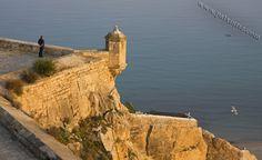 Castillo Santa Barbara de Alicante