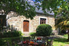 Ferienhaus St-Nic im äußersten Westen der Bretagne.