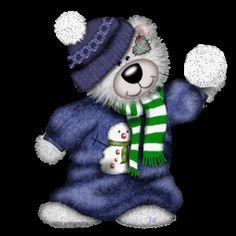 Creddy Bear Gif