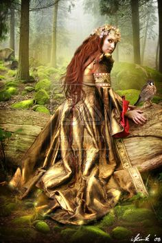 Lady Guinevere by *iKink on deviantART