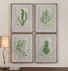 Emerald Seaweed, S/4