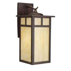Show details for Kichler Lighting 9148CV Outdoor Sconce Lighting Alameda