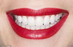 #whitening Painfully white: According to cosmetic dentist Laurence Rifkin, over-bleaching is an all t...