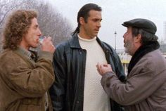 Roger Daltrey, Adrian Paul & Michel Modo