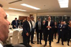Vicepremierul Ciolacu prezent la Belgrad alături de președintele Serbiei și prim-miniștrii Greciei și Bulgariei - https://goo.gl/RUuqEZ