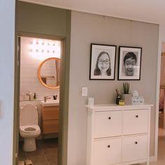 Vanity, Bathroom, Home Decor, Houses, Dressing Tables, Washroom, Powder Room, Decoration Home, Room Decor