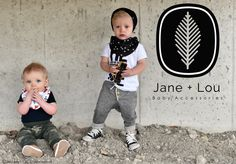 Browse all products from Jane + Lou . Grandchildren, Grandkids, Baby Essentials, Organic Baby, Cool Kids, Little Ones, Parenting, Fabric, Fun