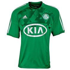 Camisa Adidas Palmeiras I 12/13