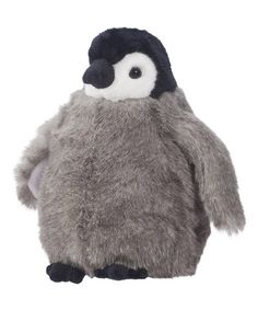 Another great find on #zulily! Frost Penguin Chick Plush Toy #zulilyfinds