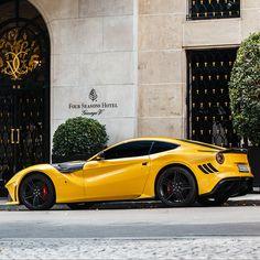 NOVITEC Rosso Ferrari _______________________ WWW.PACKAIR.COM
