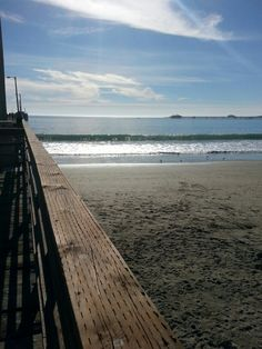 """Winter in Avila Beach"""" CA"""