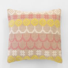 Image of Woven CUSHION col.2 by Karen Barbe