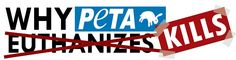 """In the last 11 years, PETA has killed 29,426 companion animals. PETA claims that all of the animals they kill are """"unadoptable."""" But this claim is a lie for numerous reasons. Click the link to continue reading."""