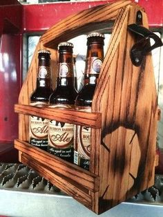 Beverage carrier for charity raffle