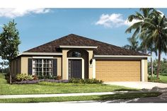Think a new home is out of reach? The Denison Model offers 3 bedrooms, 2 baths, more than 1,800 square feet and a two car garage starting at $129,990. By Pulte Homes. Brooksville, FL.