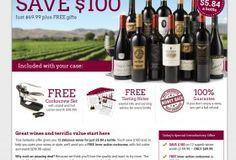 Discount Wine And Spirits Product California Wine Club, Wine Club Monthly, Best Wine Clubs, Wine Poster, Order Wine Online, Wine Sale, Wine Baskets, Wine Bottle Opener, Expensive Wine