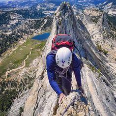 Yosemite traverse