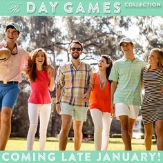 The Southern Proper #DayGamesCollection coming late January!