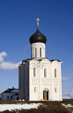 Church of the Intercession, Vladimir (Russia) 1166