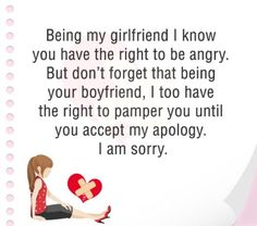 Collection of apology quotes for her and messages to say I'm sorry to your girlfiend to ease the pain caused by your acts or words. Apology Letter To Boyfriend, Sorry Messages For Girlfriend, Texts To Girlfriend, Letters To Boyfriend, Girlfriend Quotes, Husband Quotes, Soulmate Love Quotes, Babe Quotes, Lovers Quotes