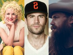The Grammy Nominees Are In & It's Official, Country Kicks Ass