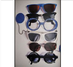 Mary Kate Olsen's sunglasses collection