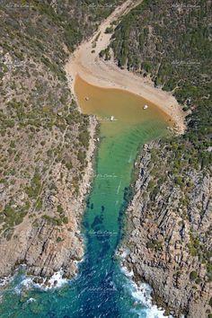 Les photos de la Corse vue du ciel | Allerencorse.com