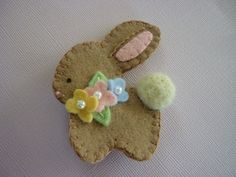 Easter pin - $12.50 on etsy