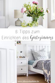 Berühmt Die 28 besten Bilder auf Gästezimmer: Inspiration | Tips, Bedrooms FC62