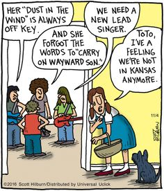 The Argyle Sweater / One of the many great comics you can read for free at GoComics.com!  Follow us for giveaways & giggles.