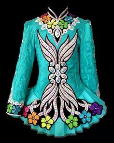 Kerry Design Irish Dance Solo Dress Costume