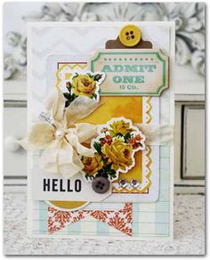 Emma's Paperie: Projects by Melissa