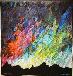Quilt Inspiration: 2016 International Quilt Invitation Exhibition in Brigham…