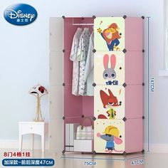 Super Quality European Design Bedroom Furniture Wardrobe