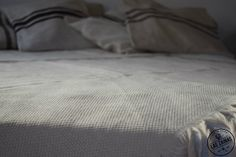 Mantas de hilo 100 % algodón