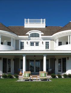 Classic Coastal Home