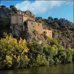 https://flic.kr/p/NE4fSP | (2377) Ermita de San Saturio | Soria (Spain)  Quim Granell Freelance Photographer  © All rights reserved  Contact: quimgranell@cmail.cat
