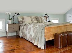Design Sponge - Wicker Bed