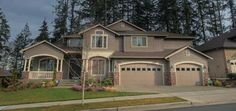 Spacious 4 bedroom Craftsman style home.  House Plan # 551225.