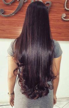 Long Black Hair, Long Layered Hair, Long Indian Hair, Long Hair Models, Super Long Hair, Braids For Long Hair, Silky Hair, Beautiful Long Hair, Hair Pictures