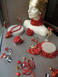Coral Jewelry, Boho Jewelry, Jewelry Art, Gemstone Jewelry, Beaded Jewelry, Handmade Jewelry, Bracelet Display, Jewellery Display, Layered Jewelry
